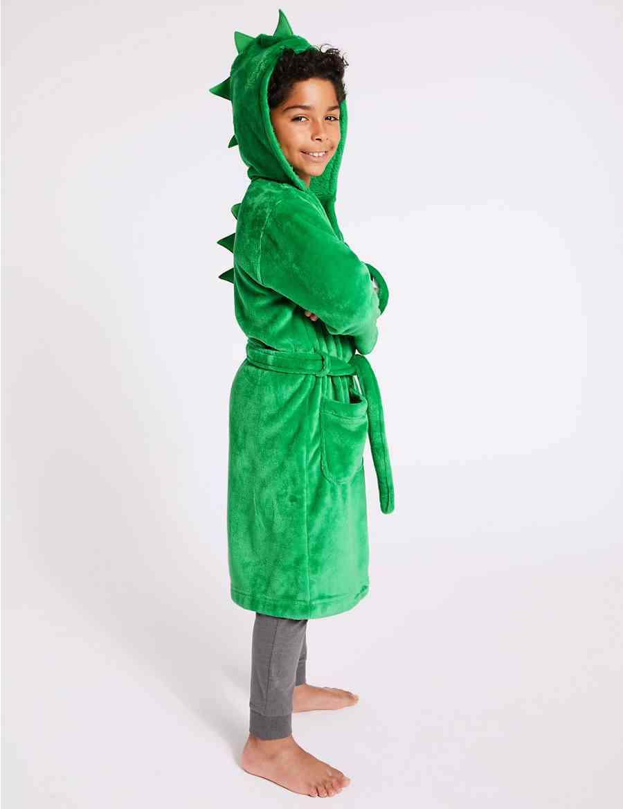 Spike Dressing Gown (1-16 Years)  754f4dd8d