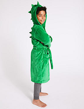 Spike Dressing Gown (1-16 Years)