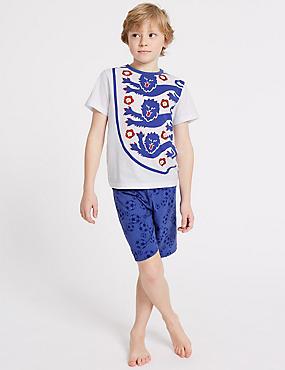 England FA™ Short Pyjamas (3-16 Years)