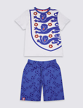 England FA™ Short Pyjamas (3-16 Years)