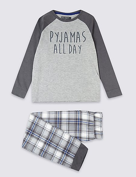 All Day Pyjamas (3-16 Years)