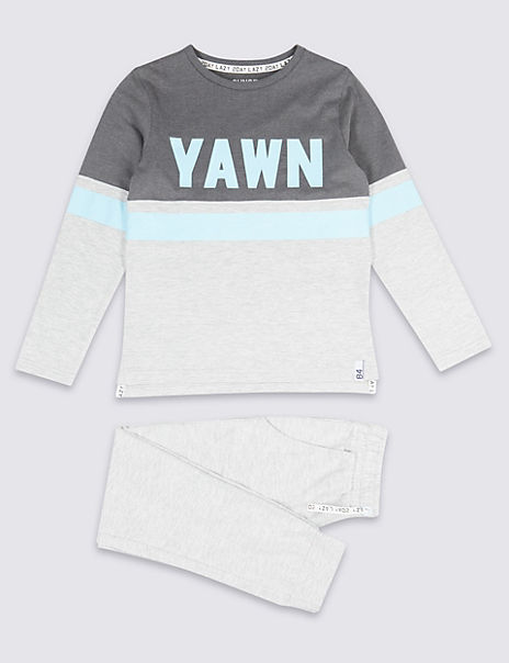 Yawn Lounge Pyjamas (3-16 Years)