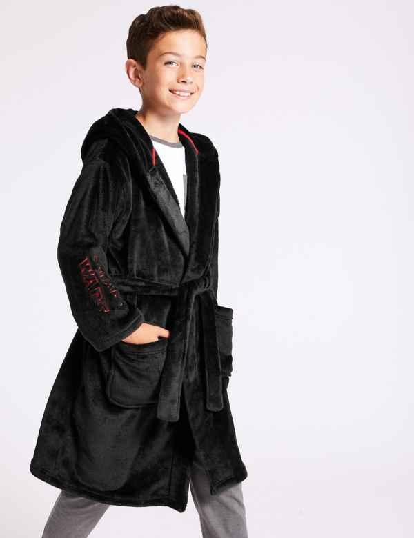 b8f0ef492b Star Wars™ Hooded Dressing Gown (5-16 Years)
