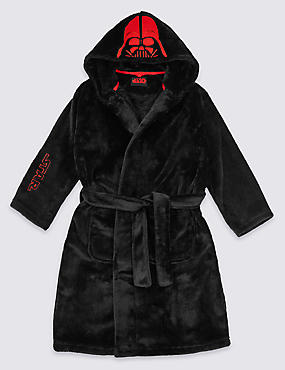 Star Wars™ Hooded Dressing Gown (5-16 Years)
