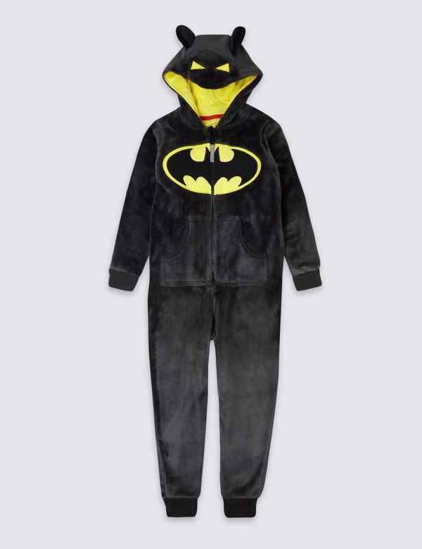 Batman™ Hooded Onesie (3-16 Years) 4cce6e0a2