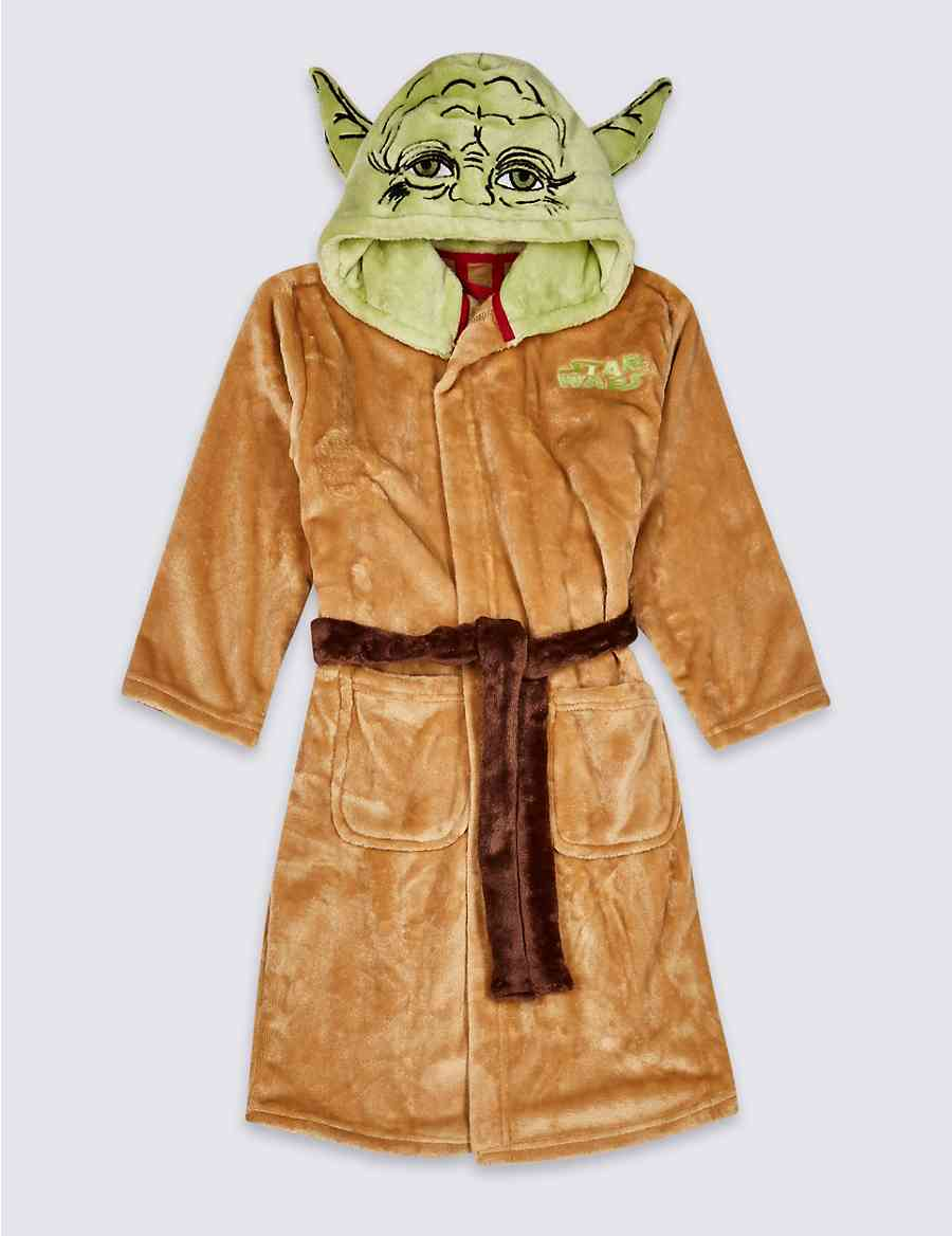 Star Wars™ Hooded Dressing Gown (5-16 Years)  aedab50a9