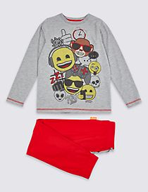 Emoji™ Pyjamas (7-16 Years)
