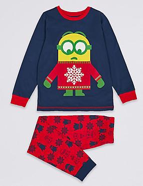 Despicable Me™ Minion Pyjamas (3-14 Years)
