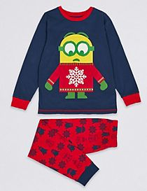Despicable Me™ Minion Pyjamas (3-14 Years)