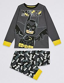 Batman™ Pyjamas (3-11 Years)