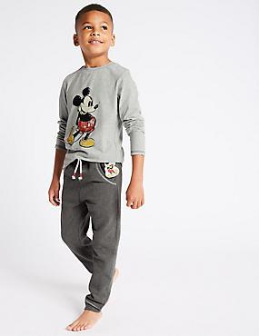 Mickey Mouse™ Pyjamas (1-16 Years), GREY MIX, catlanding