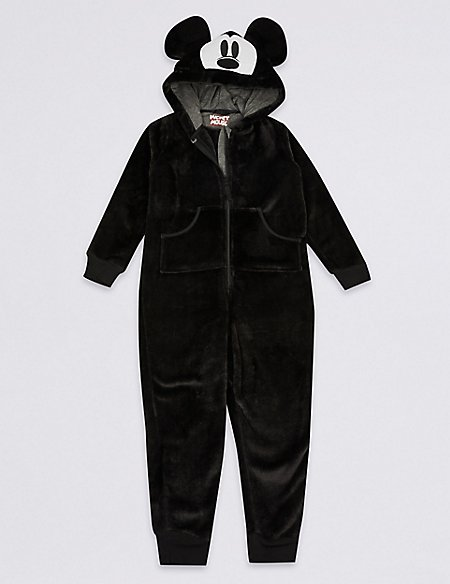 Mickey Mouse™ Hooded Onesie (1-16 Years)