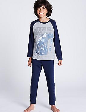 Star Wars™ Pyjamas (5-14 Years), GREY MIX, catlanding