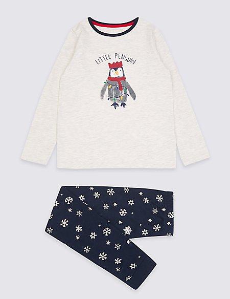 Mini Me Penguin Pyjamas (1-16 Years)