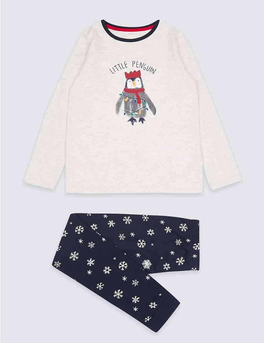 0cf8604db Mini Me Penguin Pyjamas (1-16 Years)