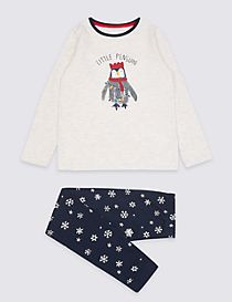 Mini Me Penguin Pyjamas (1-16 Years)