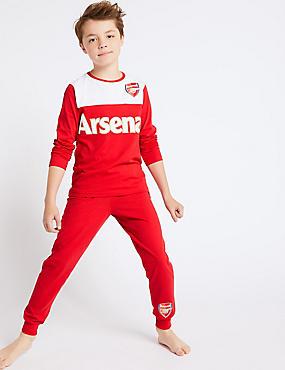 Arsenal FC™ Pyjamas (3-16 Years), RED MIX, catlanding