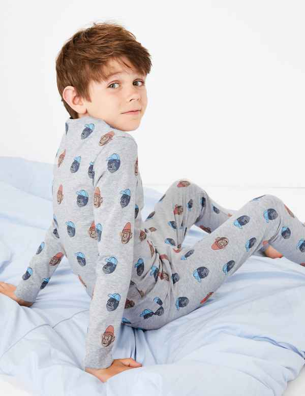 Boys Pyjamas And Dressing Gowns | M&S