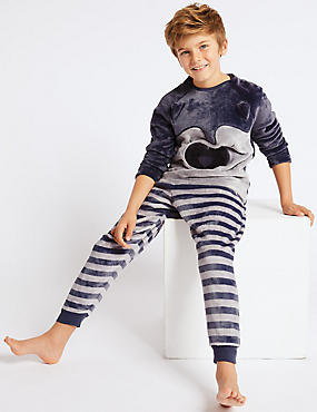 Fleece Pyjamas (1-16 Years)
