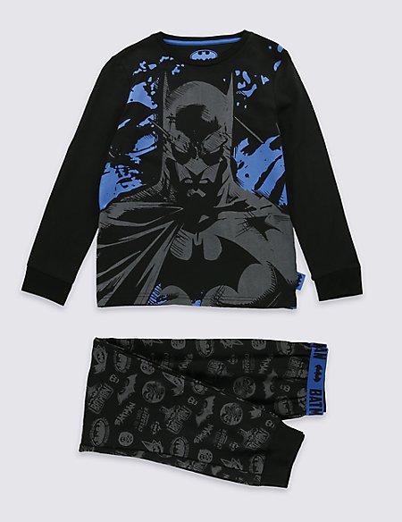Cotton Rich Batman™ Pyjamas (6-16 Years)
