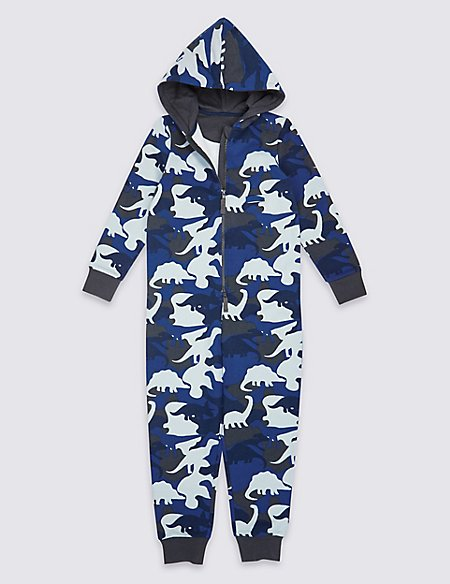 Easy Dressing Pure Cotton Onesie (1-16 Years)