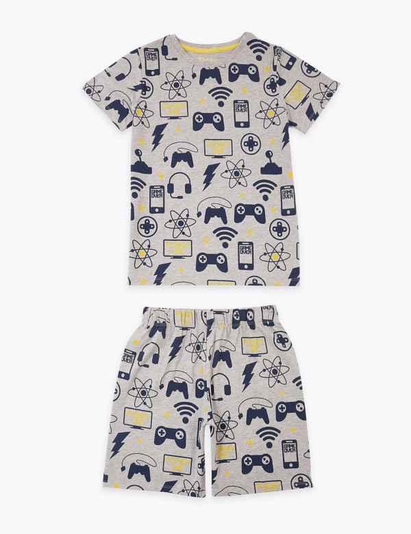 12-18 months Brand New Baby Boys Dinosaur Pyjamas Nightwear