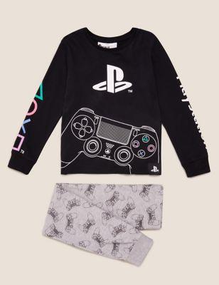 PlayStation™ Pyjama Set (6-16 Yrs)