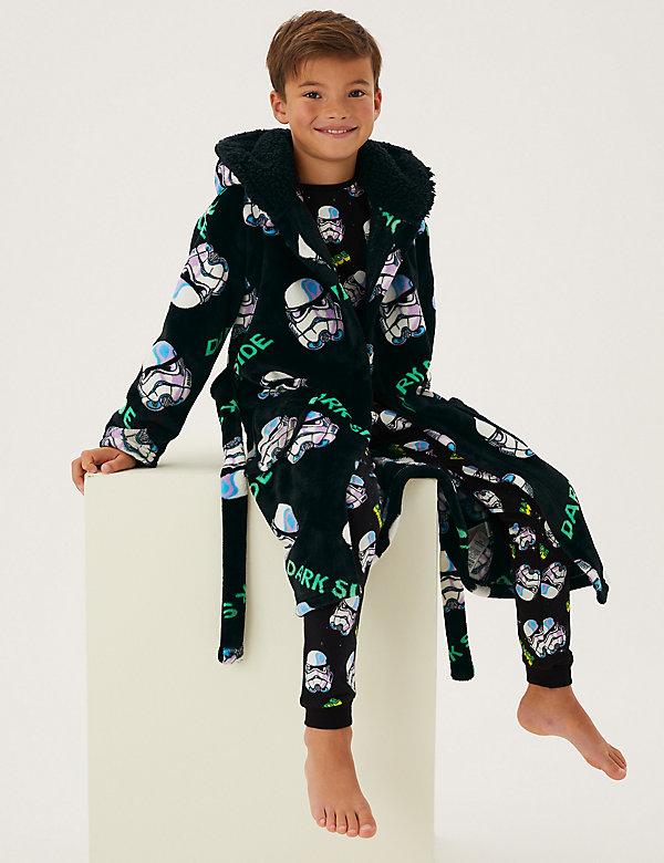 Star Wars™ Dressing Gown (5-14 Yrs)