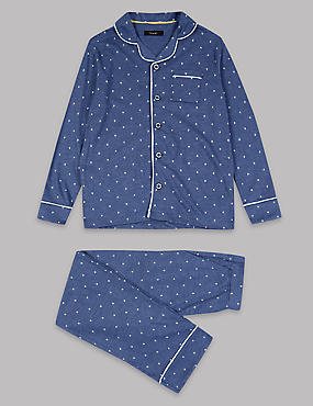 Cotton Rich Pyjamas (1-16 Years)