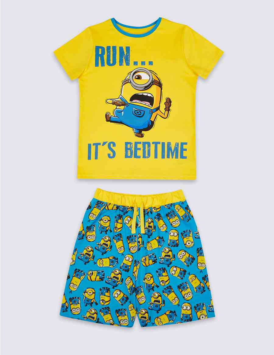 c88419650186a Despicable Me™ Minions Pyjamas (3-14 Years)