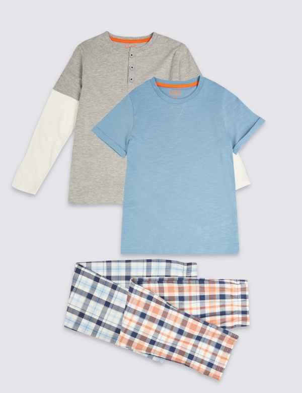 57306e70 Boys Nightwear   Pyjamas & Onesies   Kids   M&S IE