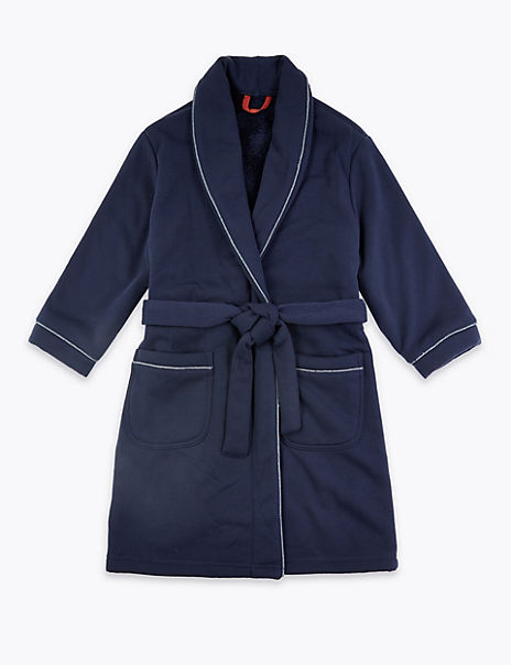 Jersey Dressing Gown (1-16 Years)