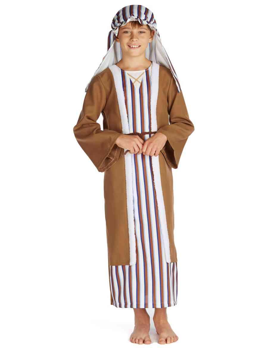 Shepherd Costume (3 12 Years)
