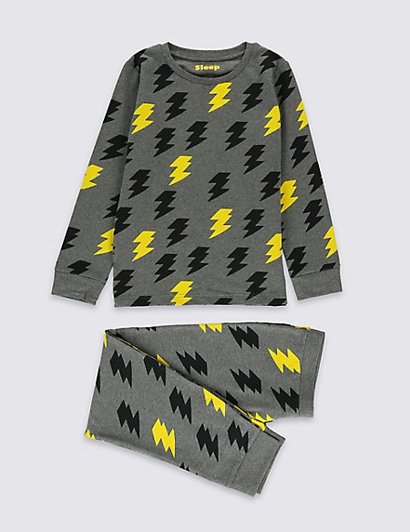 Cotton Rich Lightning Pyjamas (1-16 Years)