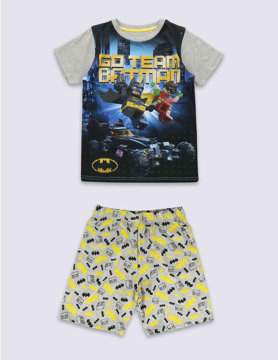 Lego Batman™ Short Pyjamas (3-14 Years)  c817fc773