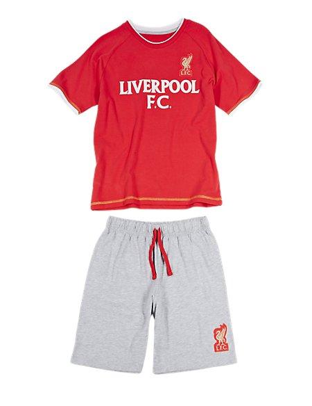 Liverpool Football Club Short Pyjamas
