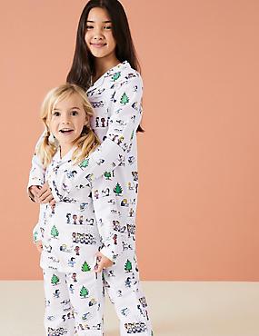 Πιτζάμες Snoopy™ από 100% βαμβάκι (2-16 ετών)
