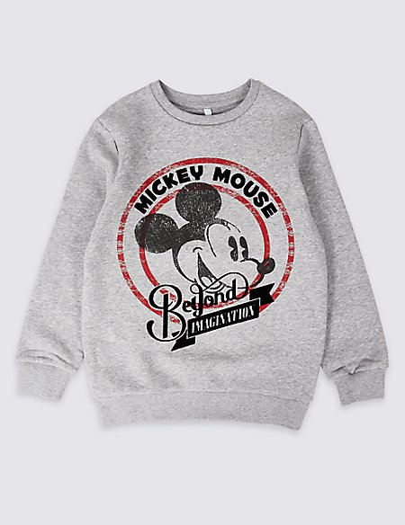 Mickey Mouse™ Sweatshirt (3-16 Years)