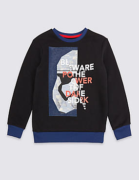 Star Wars™ Sweatshirt (3-16 Years)