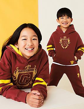 Βαμβακερό φούτερ με τους οίκους του Harry Potter™ (2-16 ετών)