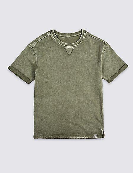 Pure Cotton Sweatshirt (3-16 Years)