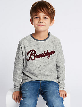 Easy Dressing Top (3-16 Years)