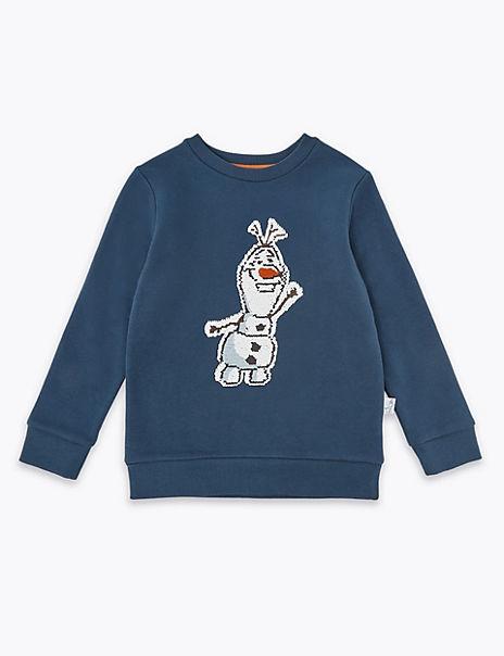 Disney Frozen™ 2 Olaf Sweatshirt (2-10 Years)