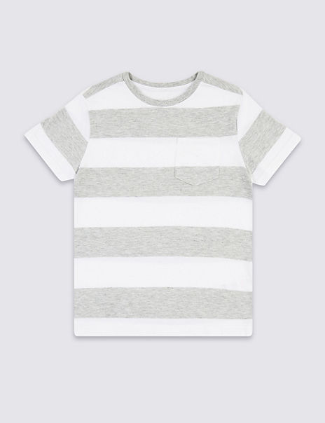 Striped T-Shirt (3-16 Years)