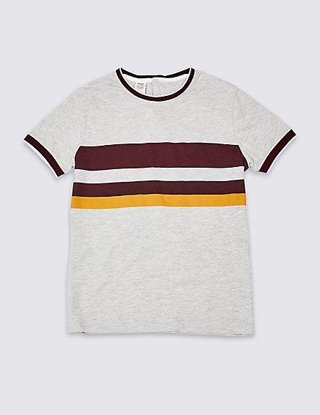 Easy Dressing T-Shirt (3-16 Years)