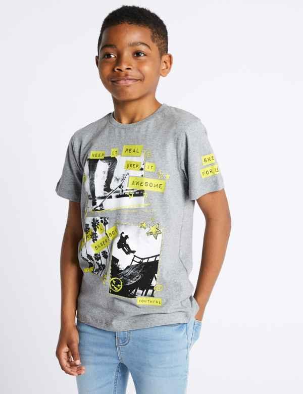 bfeb84389b5f6 Boys Clothes | M&S