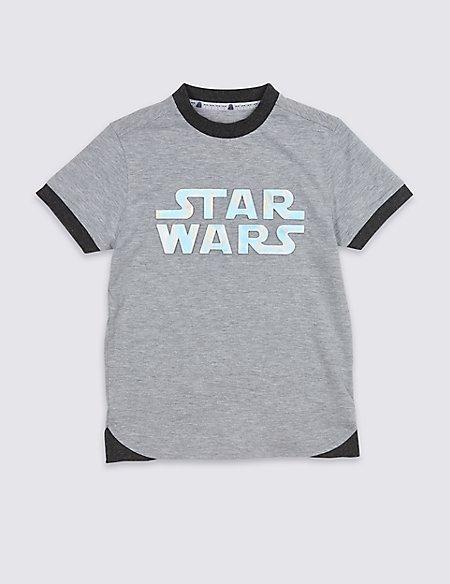 Cotton Rich Star Wars™ T-Shirt (3-14 Years)