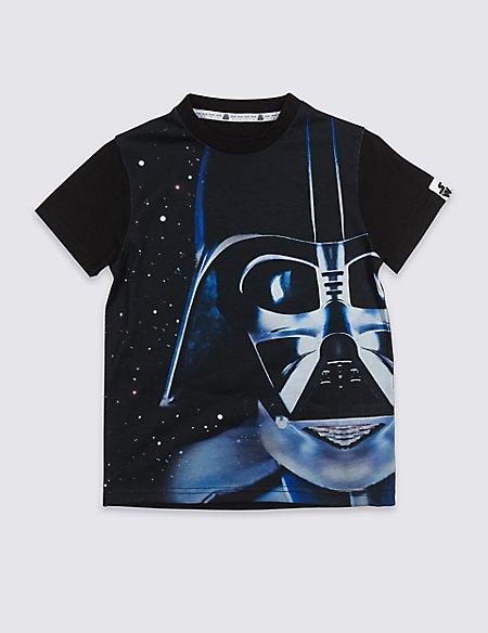 Pure Cotton Star Wars™ T-Shirt (3-14 Years)