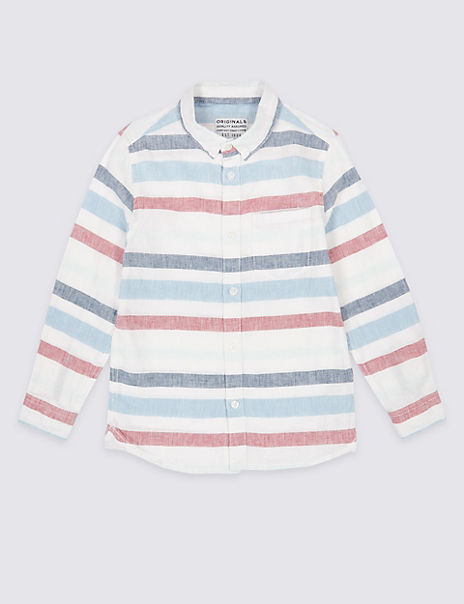 Striped Shirt (3-16 Years)