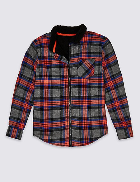 Cotton Rich Shirt (3-16 Years)